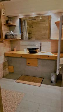 Salle de bain Cagire