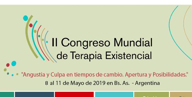 II Congreso Mundial de Terapia Exist