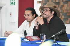 Felipe Miramontes, presentador de mi nuevo libro