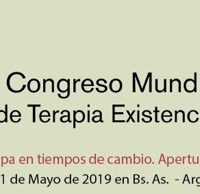 ALPE-Argentina organizadora del II Congreso Mundial de Terapia Existencial