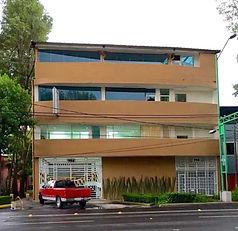 Fachada Edificio Círculo Existencial