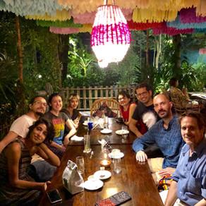 ¡Experiencias durante el encuentro del Mov. Mexicano de Terapia Existencial en la India!