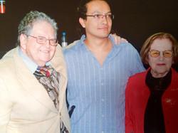 Maurice Friedmann y Ruth Throeller