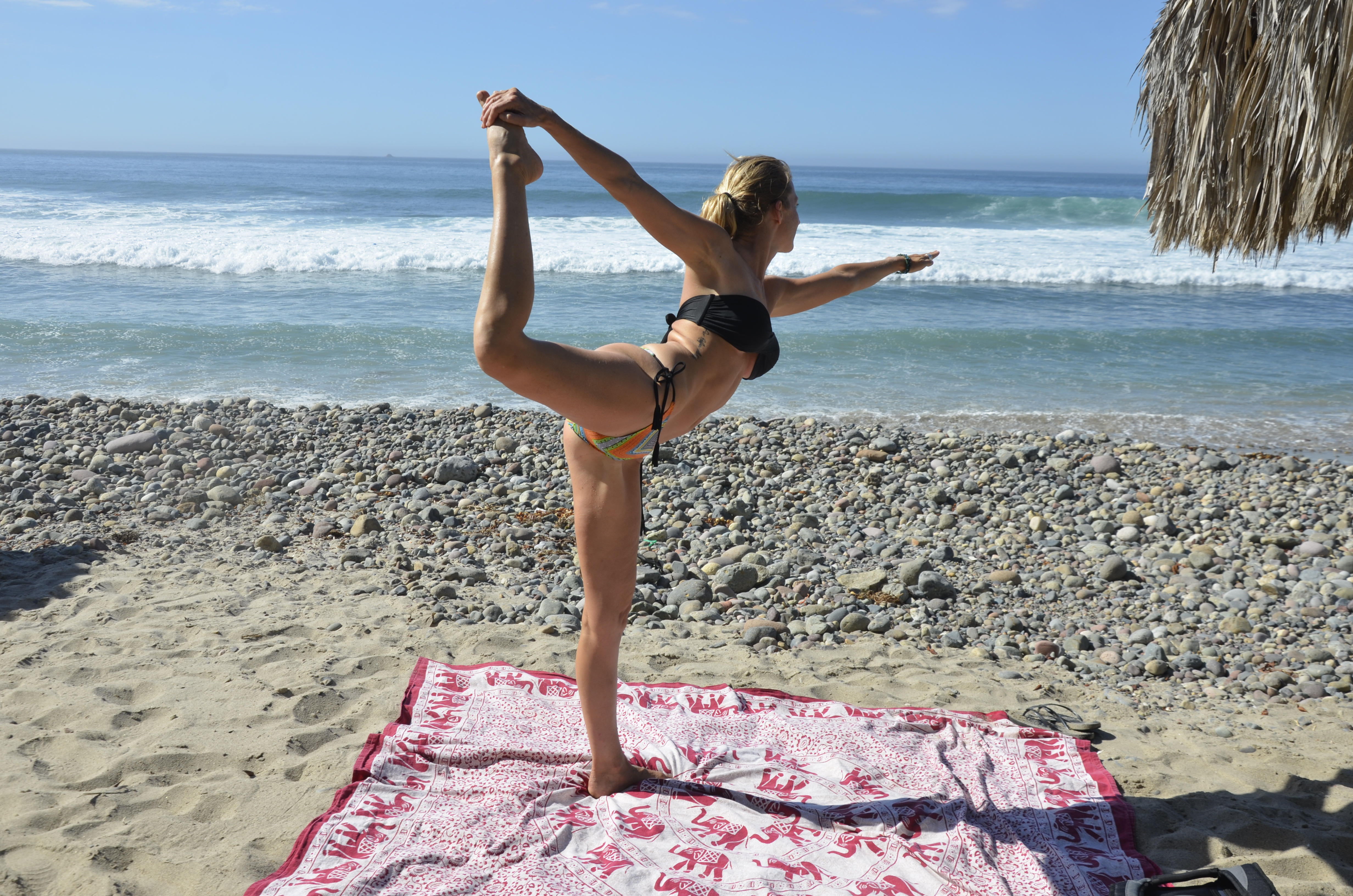 ocean yoga bliss