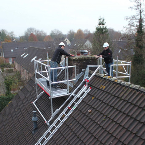 Chimney Scaffolds