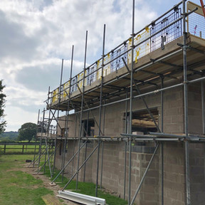New Builds / Extension Scaffolds