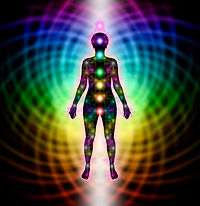 aura and chakra