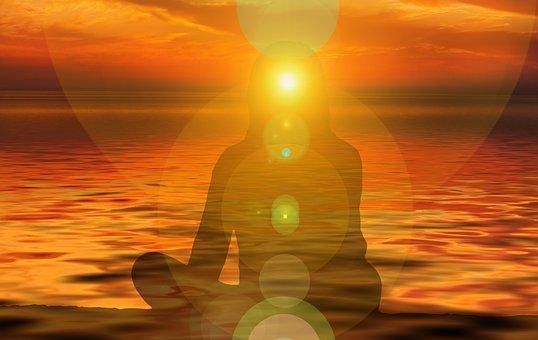Energy, Chakra, Woman