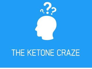 What Is All This Ketone Talk?