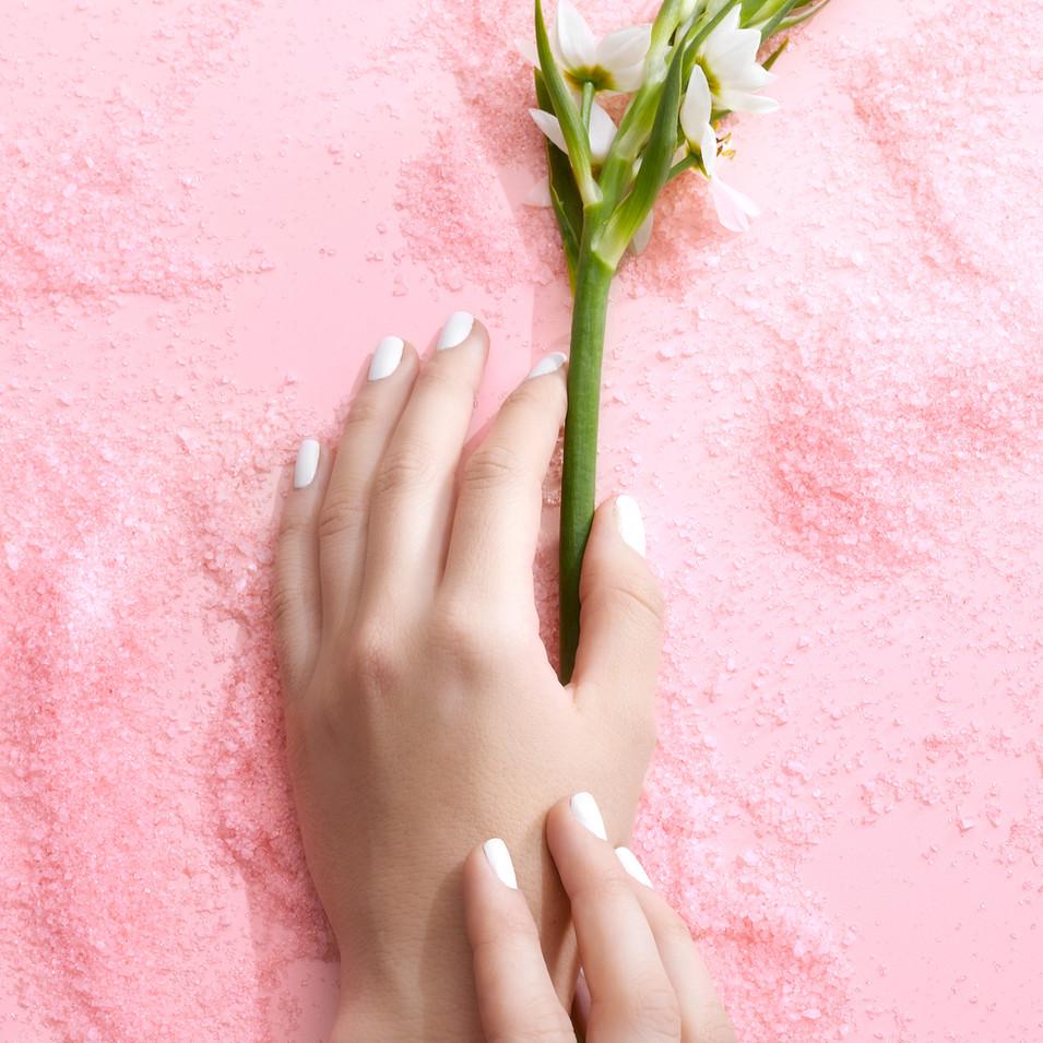 Composition des mains