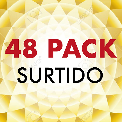 48 pack surtido