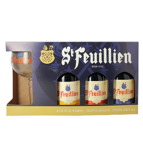 Pack St Feuillien 3+1