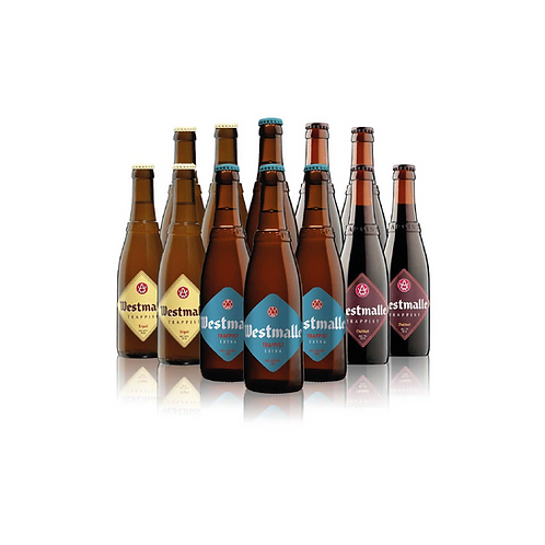 12 pack westmalle
