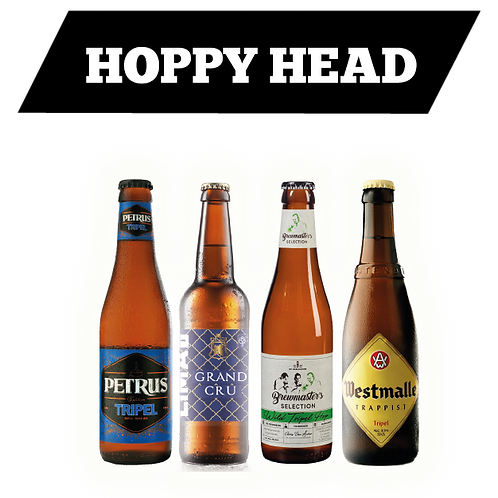 Pack Hoppy Head