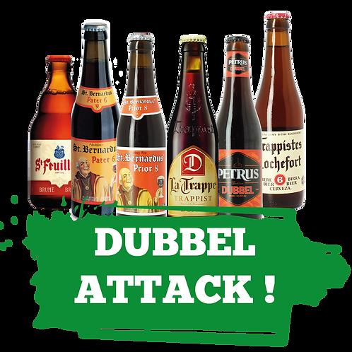 DUBBEL ATTACK !