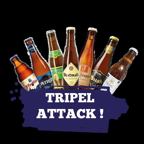 TRIPEL ATTACK !