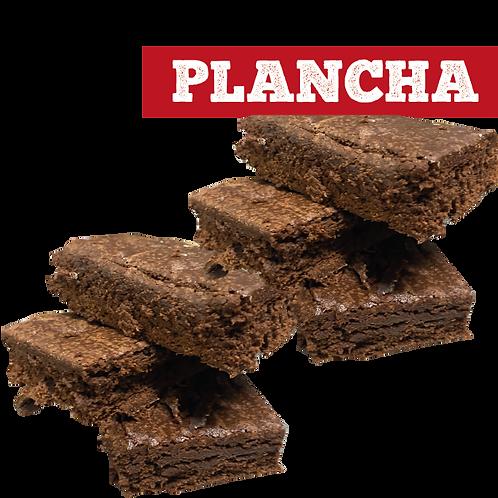 Plancha brownie classico