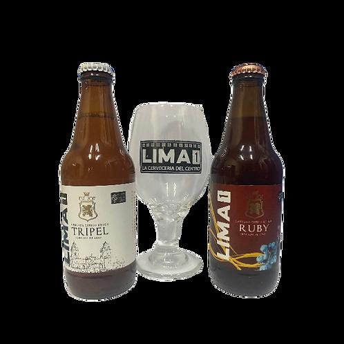 Duo Lima 1 + copa