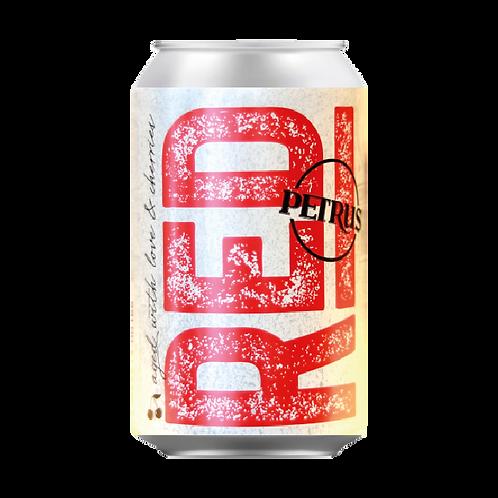 petrus red lata 330 ml