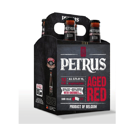 4 pack Petrus Aged Red