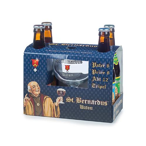 Pack St Bernardus 4+1
