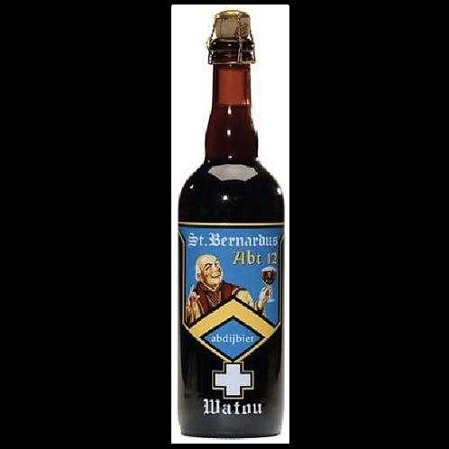 St Bernardus Abt 12 750 ml