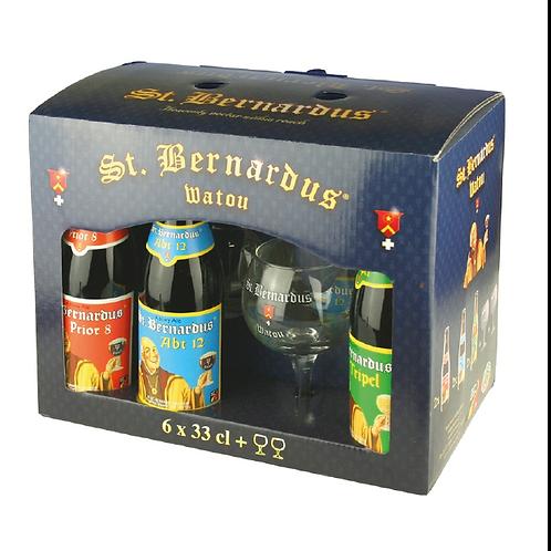 Pack St Bernardus 6 + 2
