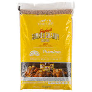 Traeger Pellets, Leinenkugel's Summer Shandy Pellets, 20 lbs