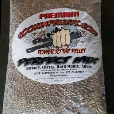 CookinPellets Premium Perfect Mix, 40 lb Bag