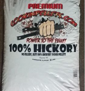 CookinPellets Premium Hickory, 40 lb Bag