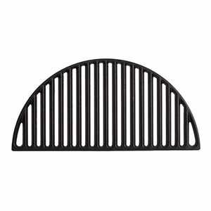 Kamado Joe, Classic Joe� - Half Moon Cast Iron Cooking Grate