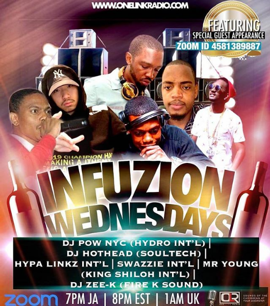INFUSION WEDNESDAY