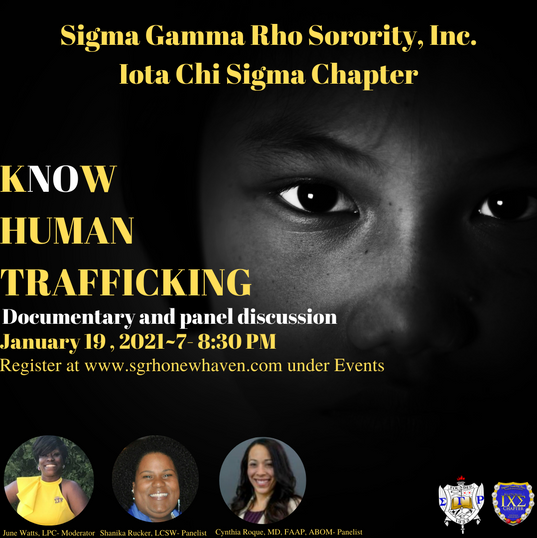 KNOW THE FACTS ABOUT HUMAN TRAFFICKING.p