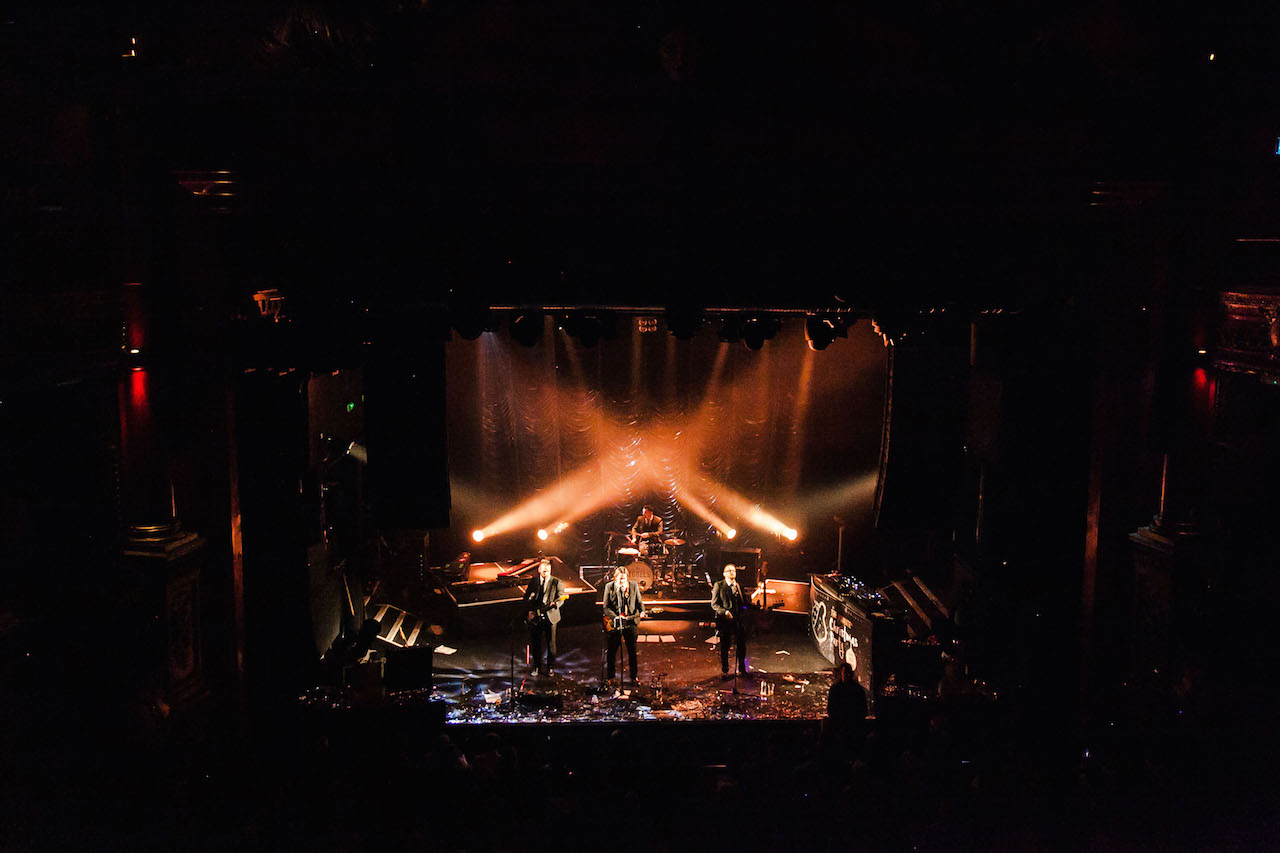 From the balcony, KOKO, 2017
