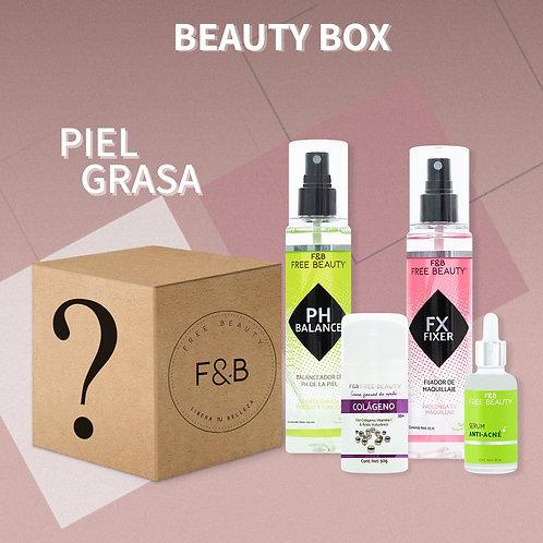 Beauty Box  Piel Grasa