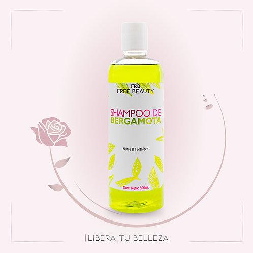 Shampoo Bergamota