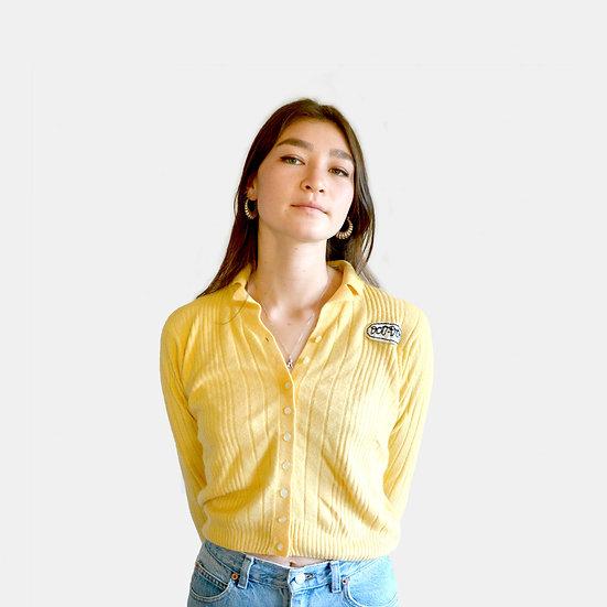 Little Yellow Sweater