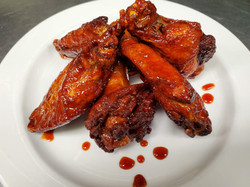 Sweet Red Chili Wings