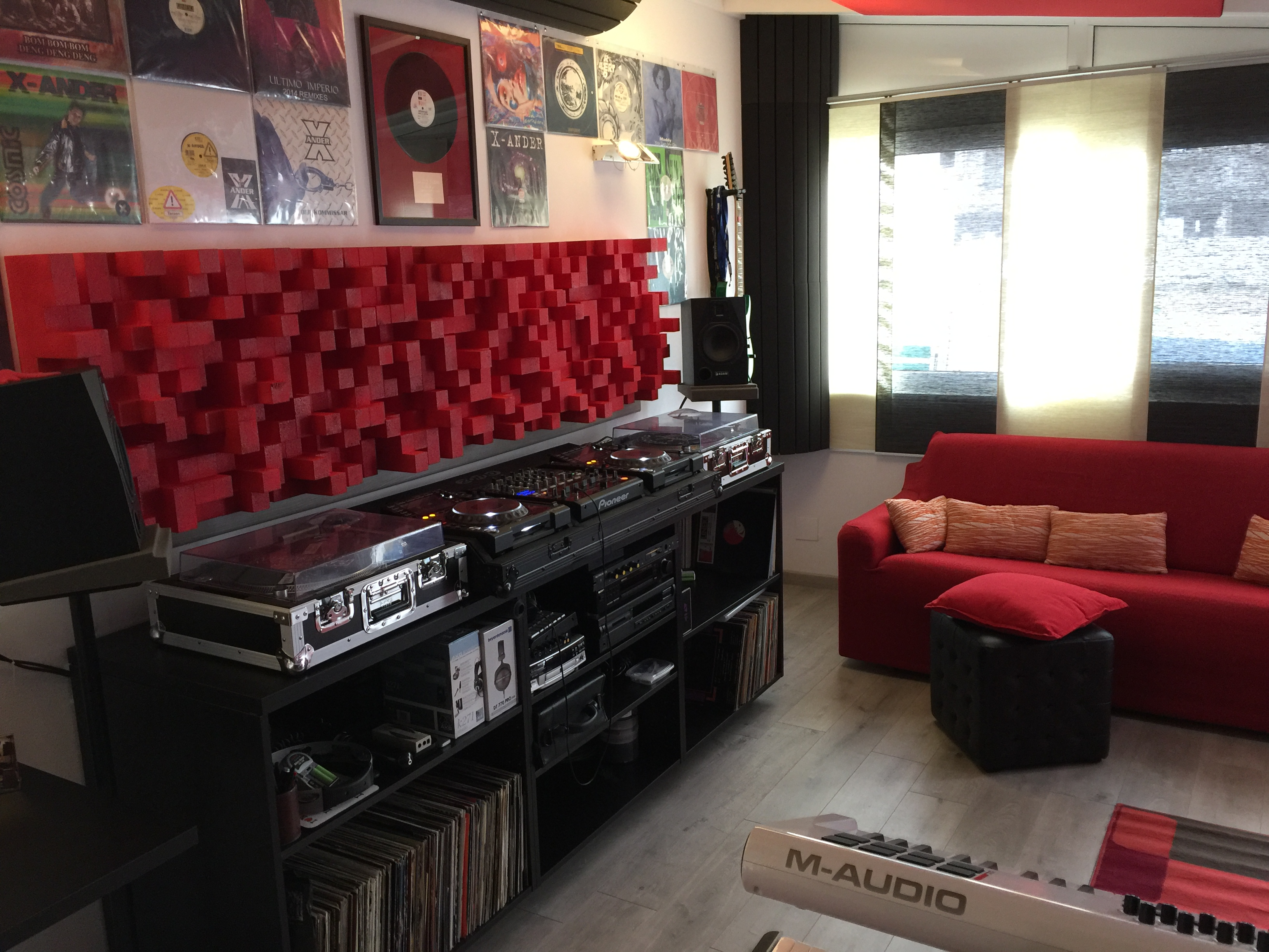 Studio Corner relax