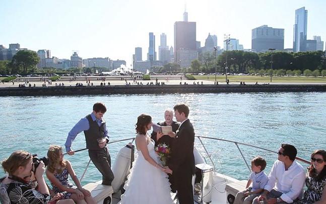 Private Cruise on Lake Michigan
