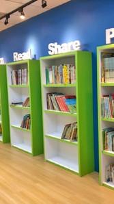 b.閱覽室