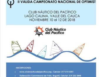 *FIESTA DE VELA*                                         II Válidas (Campeonato Nacional) de Láser y