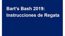 Bart´s Bash - Instrucciones de Regata