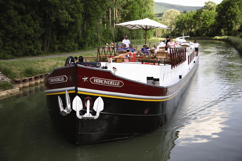River Barge - Europe