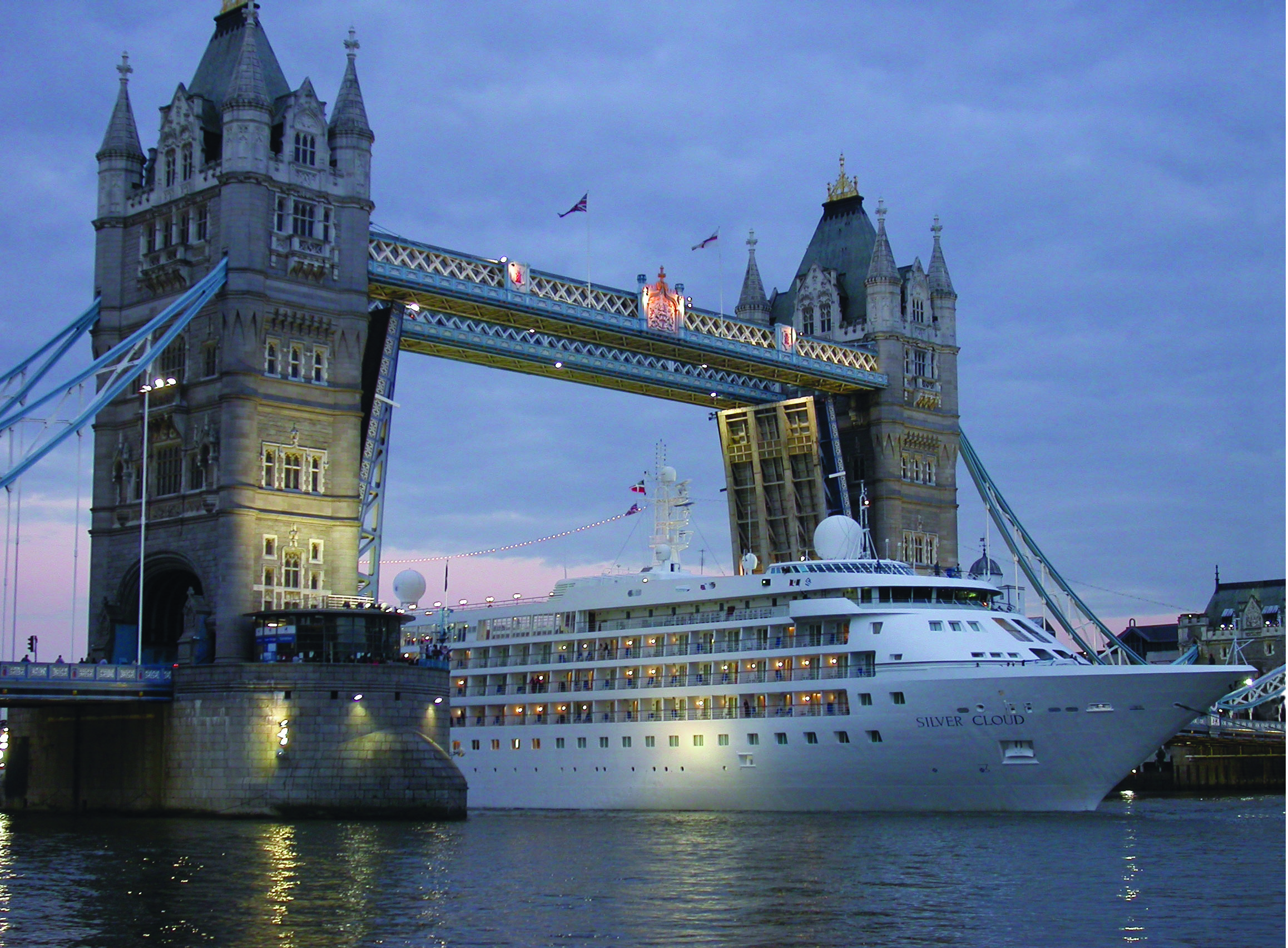 Silversea Shot London