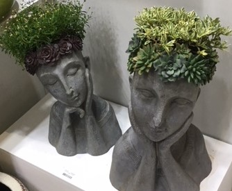Flower Head Plant holders
