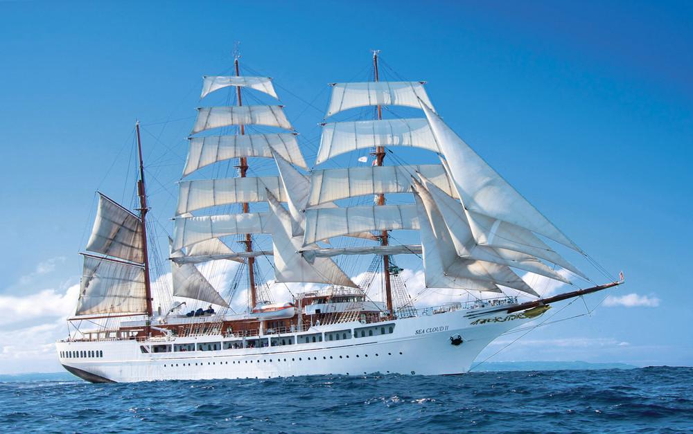 SeaCloud  II Ship