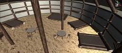 Interior - Communal Sleeping