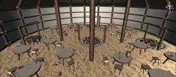 Interior - Communal Eating
