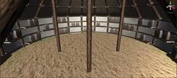 Interior - Crop Storage